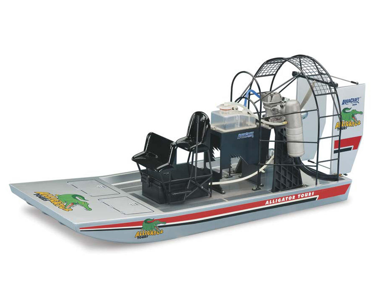 AquaCraft Alligator Tours Nitro Airboat RTR [AQUB29**] | Kits - AMain Performance Hobbies