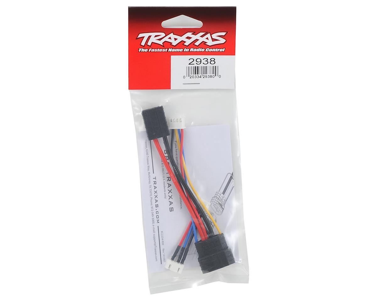 Traxxas Id Lipo Battery Adapter Tra2938 Charging