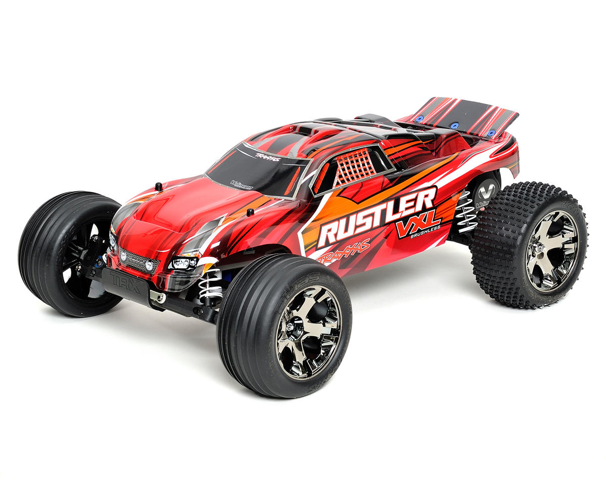 electric traxxas rc cars with Traxxas Rustler Vxl Brushless on 20349 furthermore How Clean And Maintain Roller Clutch One Way Bearing as well Acrylic Paints besides Rcbasics further 401214.