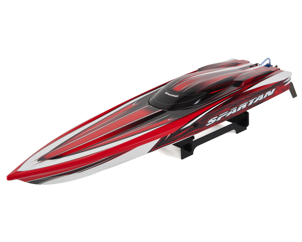 """Traxxas Spartan 36"""" RTR Brushless Race Boat [TRA5709L-1 ..."""
