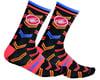 Castelli Men's Transition 18 Socks (Black) (L/XL)