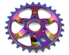Image 1 for Colony BMX Blaster Sprocket (Chris James) (Rainbow) (28T)