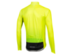 Image 2 for Pearl Izumi Elite Pursuit Thermal Graphic Jersey (Screaming Yellow Diffuse)