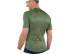 Image 3 for Pearl Izumi Elite Pursuit Graphic Short Sleeve Jersey (Willow/Forest Stripe) (2XL)