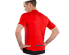 Image 3 for Pearl Izumi Tempo Short Sleeve Jersey (Torch Red) (M)