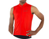 Image 3 for Pearl Izumi Quest Sleeveless Jersey (Torch Red)