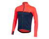 Pearl Izumi Interval Thermal Jersey (Atomic Red/Navy)