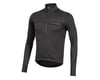 Image 1 for Pearl Izumi Interval Thermal Long Sleeve Jersey (Phantom) (S)