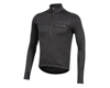 Pearl Izumi Interval Thermal Long Sleeve Jersey (Phantom) (XL)