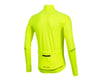Image 2 for Pearl Izumi Men's Attack Thermal Jersey (Screaming Yellow) (S)