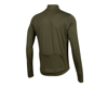 Image 2 for Pearl Izumi Quest Thermal Jersey (Forest) (S)