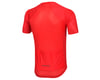 Image 2 for Pearl Izumi Men's PRO Mesh Jersey (Torch Red Stripe)