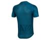 Image 2 for Pearl Izumi Men's PRO Mesh Short Sleeve Jersey (Teal/Navy Stripe)