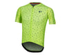Pearl Izumi Men's PRO Mesh Jersey (Screaming Yellow/Navy Paisley) (S)