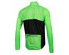 Image 2 for Pearl Izumi Elite Escape Convertible Jacket (Screaming Green/Black) (XL)