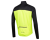 Image 2 for Pearl Izumi Elite Escape Barrier Jacket (Black/Screaming Yellow) (L)