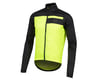 Pearl Izumi Elite Escape Barrier Jacket (Black/Screaming Yellow) (S)