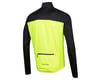 Image 2 for Pearl Izumi Elite Escape Barrier Jacket (Black/Screaming Yellow) (XS)