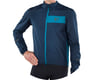Image 4 for Pearl Izumi Select Barrier Jacket (Navy/Teal) (XL)