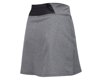 Image 2 for Pearl Izumi Women's Select Escape Cycling Skirt (Phantom Heather)