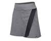 Image 1 for Pearl Izumi Women's Select Escape Cycling Skirt (Phantom Heather) (2XL)