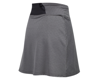 Image 2 for Pearl Izumi Women's Select Escape Cycling Skirt (Smoked Pear Twill/Black)