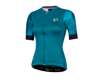 Image 1 for Pearl Izumi Women's Elite Pursuit Speed Jersey (Teal Kimono)