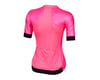 Image 2 for Pearl Izumi Women's Elite Pursuit Speed Jersey (Pink Kimono)