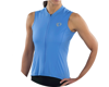 Image 4 for Pearl Izumi Women's Select Pursuit Sleeveless Jersey (Lavender/Eventide) (S)