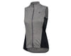 Pearl Izumi Women's Select Escape Sleeveless Jersey (Grey/Black (L)