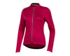 Pearl Izumi Women's PRO Merino Thermal Long Sleeve Jersey (Beet Red)