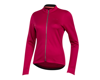 Pearl Izumi Women's PRO Merino Thermal Long Sleeve Jersey (Beet Red) (S)