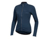 Image 1 for Pearl Izumi Women's PRO Merino Thermal Long Sleeve Jersey (Navy)