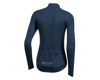 Image 2 for Pearl Izumi Women's PRO Merino Thermal Long Sleeve Jersey (Navy)