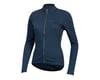 Pearl Izumi Women's PRO Merino Thermal Jersey (Navy) (M)