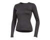 Image 1 for Pearl Izumi Women's Merino Thermal Long Sleeve Base Layer (Phantom) (XS)