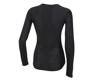 Image 2 for Pearl Izumi Women's Transfer Long Sleeve Baselayer (Black) (L)