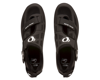 Image 4 for Pearl Izumi Tri Fly Select V6 Tri Shoes (Black/Shadow Grey) (39)