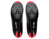 Image 3 for Pearl Izumi Women's Attack Road Shoe (Black/Atomic Red) (43)