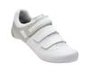 Pearl Izumi Women's Quest Road Shoes (White/Fog) (38)