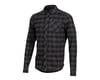 Image 1 for Pearl Izumi Rove Long Sleeve Shirt (Black/Phantom Plaid)