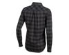 Image 2 for Pearl Izumi Women's Rove Long Sleeve Shirt (Black/Phantom Plaid) (L)
