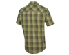 Image 2 for Pearl Izumi Short Sleeve Buttom-up (Forest Plaid) (2XL)