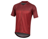 Pearl Izumi Canyon Graphic Short Sleeve Jersey (Russet/Torch Red Static) (M)