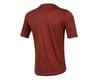 Image 2 for Pearl Izumi Blvd Merino T-Shirt (Russet)