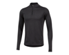 Image 1 for Pearl Izumi Blvd Merino 1/4 Zip (Phantom) (S)