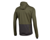 Image 2 for Pearl Izumi Versa Softshell Hoodie (Forest/Phantom) (M)