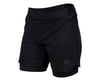 Image 1 for Pearl Izumi Women's Journey Short (Black) (12)