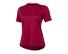 Image 1 for Pearl Izumi Women's BLVD Merino T Shirt (Beet Red)
