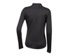 Image 2 for Pearl Izumi Women's BLVD Merino 1/4 Zip (Phantom) (XS)